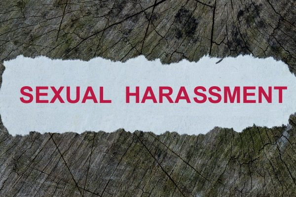 Reporting Sexual Harassment